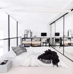 Ultimate minimalist bedroom                                                                                                                                                      More