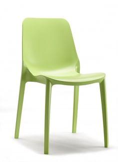 Scab Stuhl Ginevra grün (2334 51) | Garten-/Terrassenstühle | Möbel | Wunschreich Shop