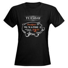 Supernatural Tuesday t-Shirt, I would literally wear this everyday.