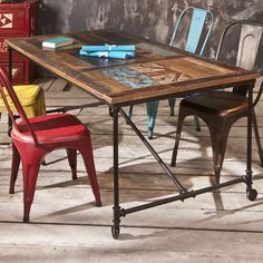 Found it at Wayfair.co.uk - Lemoore Dining Table