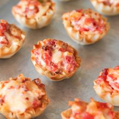 You had me at bacon! Wow your BBQ guests with this bit-sized bacon appetizer. Simply stuff fillo cups with cream cheese, Swiss cheese, Rotel, and BACON...