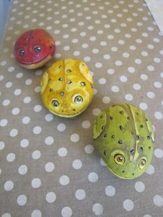 toads or traffic lights?