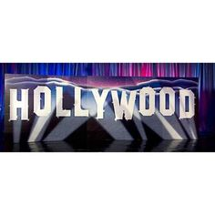Our Hollywood Hills Background features the iconic Hollywood letters twinkling against the Hollywood landscape. Each Hollywood Hills Sign is made of cardboard and measures 8 ft high. Hollywood Wedding, Hollywood Sign, Hooray For Hollywood, Hollywood Hills, Hollywood Glamour, Hollywood Party Decorations, Dance Decorations, Galaxy Photos, Red Carpet Party
