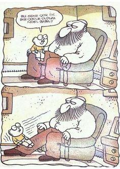 Bu sene çok iyi bir çocuk oldum Noel Baba!! #karikatür #mizah #matrak #komik…