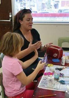 Family Adventure Day at Colorado Springs Fine Arts Center Colorado Springs, CO #Kids #Events