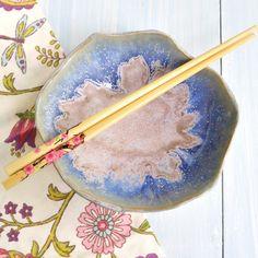 Lee Wolfe Pottery — Urban Rustic hand built ceramic bowl