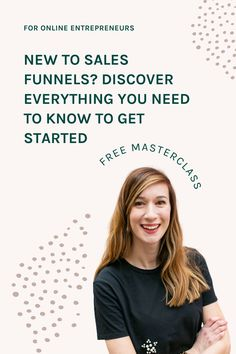 Funnels (or flows as I like to call them) are one of THE most powerful tools for creating ease and freedom in your online business – not to mention reliable profit! If you've heard of 'sales funnels' but find the whole topic confusing, I've got you covered! In my FREE MASTERCLASS I carefully explain what strategies can help you to connect with ideal customers, grow your list and make sales automatically. #OnlineBusiness #PassiveIncome #MarketingTips You Are Perfect, Are You The One, Presentation Styles, Connect Online, Email Marketing Strategy, Successful Online Businesses, Take The First Step, Online Coaching, Online Entrepreneur