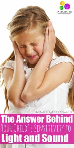 Moro Reflex: The Answer Behind Your Child's Hypersensitivity to Light and Sound | ilslearningcorner.com