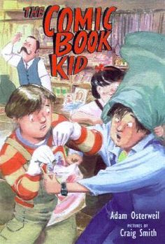 The Comic Book Kid by Adam Osterweil. Brian ruined his father's valuable Superman comic book. He hopes that an unusual comic book that he and his friend were given will allow them to travel through time and space and replace the ruined copy from years before.