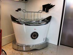 Tostador Bugatti en nuestra tienda de León Lumber cocinas