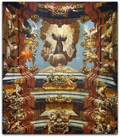 Detalhe do forro da nave da Igreja de São Francisco da Penitência, Rio   Caetano da Costa Coelho foi um pintor e dourador ativo no Brasil colônia na primeira metade do século XVIII. Nasceu provavelmente em Portugal, e faleceu no Rio de Janeiro, em datas ignoradas.