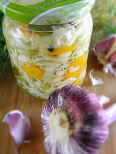 Sałatka z młodej białej kapusty (na zimę) | sio-smutki! Monika od kuchni