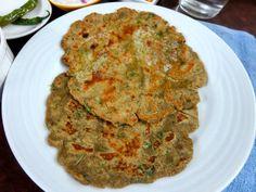 Bajre ka Thepla, Rasawala Bateta nu Shaak from Gujarat   Spice your Life