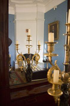 Зеркала в интерьерах дворянских домов первой половины XIX века - Государственный Лермонтовский музей-заповедник «Тарханы»