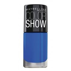 Maybelline Color Show Bright Sparks, Blazing Blue