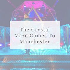 Lifestyle blogger That British Betty previews the brand new Crystal Maze Experience at the Old Granada Studios in Manchester! Read the full review here.
