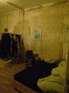 Wg-Zimmer in Friedrichshain zur Zwischenmiete - Wohngemeinschaften Berlin möbliert Berlin-Friedrichshain