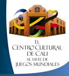 El Centro Cultural de Cali se viste de Juegos Mundiales