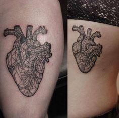 polygon tattoo - Hledat Googlem