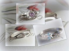 Salovaara bracelets, silver
