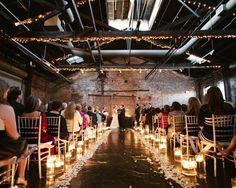 This Atlanta warehouse #venue was built in the 1800's and renovated in 1995. There are a ton of perks with renting this space!