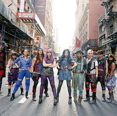 Descendants 2 performance - Ways to be wicked and What´s my name on GMA Descendants Pictures, Descendants Characters, Disney Descendants 2, Disney Channel Movies, Disney Channel Descendants, Descendants Cast, High School Musical, Henry Danger, China Anne Mcclain
