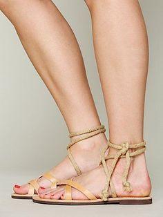 Isapera - Adelaide Wrap Sandal