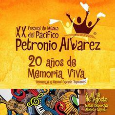 Festival Petronio Álvarez. Cali, Valle del Cauca.