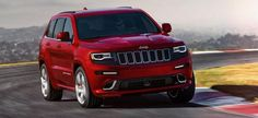 2014 Jeep Grand Cherokee SRT. American Dream