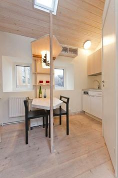 BLDGSPACE - kokoroharu: Sweden's 'smallest' apartment. ...