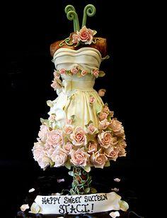 Fairy-Like Dresses | Torta-15-Años-58