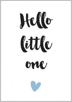 Kaart little boy Voor als er een jongen is geboren #hoeraeenjongen #geboorte #jongen