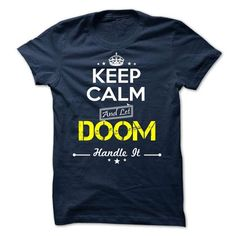 awesome Never Underestimate the power of a DOOM Check more at http://wikitshirts.com/never-underestimate-the-power-of-a-doom.html