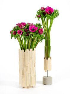 New Design for Florist Collection by Moniek Vanden Berghe, Serax