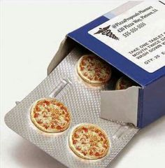 Tagged with funny, memes, pizza, lifehack; Because pizza. Pizza Art, Pizza Pizza, Humor Grafico, Feeling Sad, Conceptual Art, Conceptual Photography, Pills, Food Art, Love Food