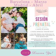 Barcelona y Madrid! Reserva tu sesión de fotos con @rafacorzofotografia Sesiones prenatales familiares infantiles y más!  Solo marzo y abril!  Síguelo para que vean su hermoso trabajo.  @rafacorzofotografia @rafacorzofotografia