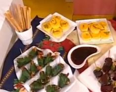 Recetas sin carne: Picada vegetariana para que tu mesa navideña sea saludable !!!
