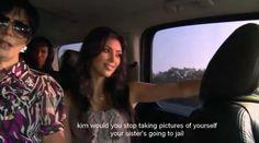 Hahahahahaha come in Kim..
