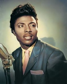 Little Richard. Sweet!