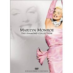 Marilyn Monroe: The Diamond Collection ($79.99): Bus Stop / How to Marry a Millionaire / There's No Business Like Show Business / Gentlemen Prefer Blondes / The Seven Year Itch / The Final Days