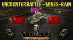 This is a Standard Battle taking place at Mines-Rain map with MS-1 tank in World of Tanks: Xbox 360 Edition, won with 622 experience. #WoT #WoTXbox360Edition #WoTXbox #WorldOfTanksXbox360Edition