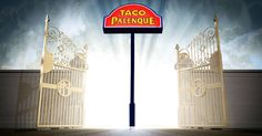Welcome to taco heaven! #tacopalenque #discoverthewow http://discoverthewow.com/