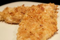 Easy Onion Crusted Chicken Breasts from Food.com: ALWAYS A HIT AND YUMMMMM!!!!!!  								This is a tasty recipe that we really enjoy.  I got this recipe from a small deli that served the most delicious hot lunches.  The deli changed ownership and shortly there after closed - luckily I had asked for their recipe and have been making it ever since.