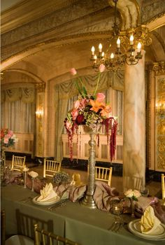 Wedding in the Isabella Ballroom