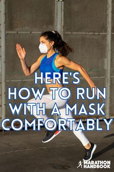 This awesome guide explained to me how to run with a mask, what masks are suitable for running with, advice from runners about running with a mask, and running masks to buy recommendations! Best Running Gear, Running For Beginners, Best Running Shoes, How To Start Running, Running Tips, Cross Training For Runners, Training For A 10k, Marathon Runners, Healthy Life