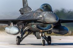 https://flic.kr/p/NAiz9c | 'Intake Vortex' F-16C Block 52, 'Ghost' 337Sqn | Larissa AFB, Thessaly, Greece