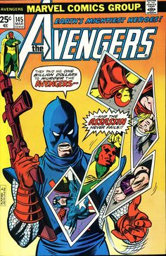 The Avengers (1963) Issue #145 - Read The Avengers (1963) Issue #145 comic online in high quality