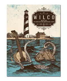 poster design, lighthous poster, lighthouses, amaz poster, poster thing, music poster, poster wilco, posters