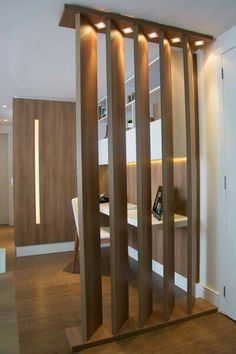 3 Achieving Tricks: False Ceiling Hall Decorating Ideas false ceiling basement home theaters.False Ceiling Living Room French Doors false ceiling ideas for hall.Wooden False Ceiling Home. Living Room Partition Design, Living Room Divider, Room Divider Walls, Room Partition Designs, Partition Ideas, Wood Partition, Room Divider Shelves, Wooden Partition Design, Room Partition Wall