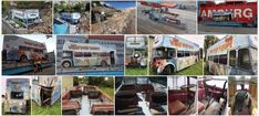 The 1972 Wings Tour Bus Wings Tour, Rock And Roll, Restoration, Tours, Crafts, Manualidades, Rock Roll, Rock N Roll, Handmade Crafts